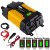 Conversor de voltagem para carro transformador conversor 12v a 110v/220v  - Imagem 1