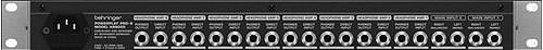Amplificador Behringer Para 8 Fone Ha8000 Powerplay - Ha8000 - Imagem 3