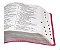 BÍBLIA SAGRADA ICM  LETRA GIGANTE - Capa Pink - Imagem 3