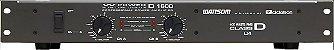 AMPLIFICADOR 400 WATTS POTÊNCIA CICLOTRON (W POWER D1600) - Imagem 1