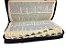 Bíblia Carteira| Com harpa e corinhos avivadas | Capa Branca Floral | Zíper e Índice - Imagem 4