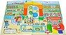 Loja de Brinquedos. Livro de Adesivos - Usborne - Imagem 2