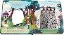 A Bela e A Fera. Contos de Fadas Com Janelas Divertidas - Usborne - Imagem 2