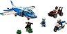Patrulha Aérea com Paraquedas - 60208 - LEGO - Imagem 2