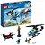 Policia Aerea - Perseguicao de Drone - 60207 - LEGO - Imagem 1