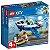 Policia Aerea - Jato-Patrulha - 60206 - LEGO - Imagem 1