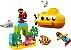 Aventura de Submarino - 10910 - LEGO - Imagem 2