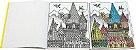 Palacios das Fadas. Livro Magico Para Colorir - Usborne - Imagem 2