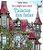 Palacios das Fadas. Livro Magico Para Colorir - Usborne - Imagem 1