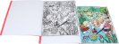 Poppy e Sam: Livro Magico Para Colorir - Usborne - Imagem 3