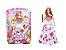 Boneca Barbie Fantasia Princesa Reino dos Doces Mattel DYX28 - Imagem 1