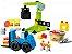 PLAY-DOH GUINDASTE E EMPILHADEIRA/E5400 - Hasbro - Imagem 2