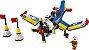 Aviao de corrida - LEGO - Imagem 3