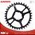 COROA SRAM NX EAGLE) DIRECT MOUNT 34T 6MM OFFSET PRETA - Imagem 1