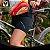 Bermuda Feminino Sport Nakai Preto - Imagem 1