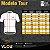 Camisa Ciclismo Manga Curta Tour Bike Sport - Imagem 3