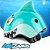 Capacete Infantil Tubarão Kidzamo - Imagem 2