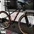 BICICLETA SL329 SX EAGLE 12V PRETO / VERMELHO NEON - Imagem 1