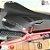 BICICLETA SL329 SX EAGLE 12V VERMELHO NEON / PRETO - Imagem 5