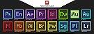 Adobe Creative Cloud 2021 Vitalício p/ Windows (Download) - Imagem 3