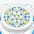Kit Chupeta Contemporânea BPA Free 6-18 meses 2 Unidades AZ - Imagem 4