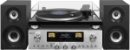 Toca-discos Raveo Concert One Vitrola Rádio Cd Bluetooth Usb  - Imagem 2