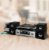 Toca-discos Raveo Concert One Vitrola Rádio Cd Bluetooth Usb  - Imagem 3