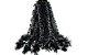 Festão Nevado  Tiras Decoração Natal Cheio - 2m  - Imagem 1