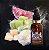 Líquido Nicotine Salt Melona Blend - Giardini Juices - Imagem 1