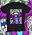 Camiseta Unissex - BatRick - Imagem 4