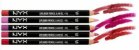 NYX Lápis Boca SPL839 Slim Lip Pencil - Dolly Pink - Imagem 4