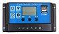 Controlador de Carga Solar 20A 12V/24V PWM Ysmart Tech RBL-20A - Com Display LCD - Imagem 1