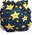 Fralda Ecológica estrelas - Imagem 3