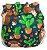 Fralda Ecológica porco espinho - Imagem 3