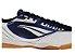 Chuteira Penalty Digital R1 Ix Futsal Branca E Azul - Imagem 3