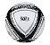 Bola Futebol Campo Penalty Matis Dt X Branco/Prata/Preto - Imagem 3