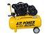 Compressor De Ar AIR POWER 10PL/100L - Imagem 1