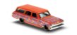 Hot Wheels - ´64 Chevy Nova Wagon - 2020- Ghd61 - 141/250 - Imagem 1