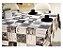 Toalha De Mesa Retangular Coffe 1,60 X 3,50 Cm - Imagem 2