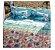 Cobre Leito Queen Mar Kacyumara - Imagem 2
