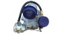 Turbina Turbocompressor Mitsubishi L200 2.5 Turbo 8v 4D56T Okobo OKTB-379 - Imagem 4