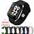 Relógio Smartwatch Touch F8 Android E Ios + Pulseira Colorida Brinde - Imagem 3
