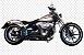 "Escapamento Torbal Harley Davidson Breackout 14 a 17 2""1/4 Snake Big Radius - Imagem 1"