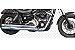 """Escapamento Torbal Harley Davidson Dyna Super Glide 08-11 2 """" 1/4 Pol.  Long Reto - Imagem 1"""