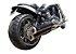 Ponteira para Escapamento Torbal Harley Davidson Night Rod e V-Rod 2003 a 2010 Terminal Star - Imagem 1