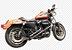 "Escapamento Torbal Harley Davidson Sportster 883 R 06-13 2 "" Pol. Reto Inclinado Lateral - Imagem 1"