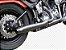 Escapamento Torbal 2X1 Harley Davidson Fat Boy 2006-2011 Thunder Bolt  - Imagem 1