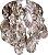 Embutido de Cristal Translúcido 1xG9 D&D EM-720 - Imagem 1