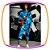 Conjunto infantil blusão e calça jogger em molecotton tie dye azul - Imagem 5