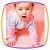 Conjunto Infantil em moleton com estampa tie dye - Imagem 2